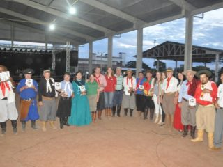 1° Rodeio Interestadual Rancho Vô Emílio