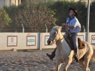 Domingo – II Rodeio Interestadual Rancho Vô Emílio