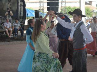 Sábado – II Rodeio Interestadual Rancho Vô Emílio