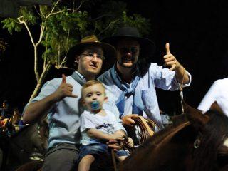 Sexta-Feira – II Rodeio Interestadual Rancho Vô Emílio