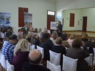 Reunião das Secretarias de Educação, Departamento de Cultura e Conselho Municipal de Educação Da AMAJA