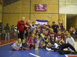 Final do Campeonato Municipal de Futsal 2016