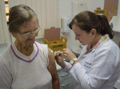 Reabertas Incrições da Vacina contra a Gripe H1N1