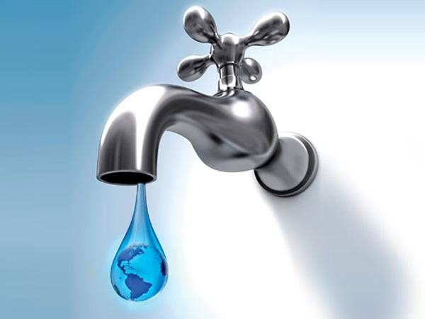Fornecimento de água será temporariamente interrompido