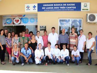 Unidade Básica de Saúde Vanessa Schneider está de portas abertas para a comunidade