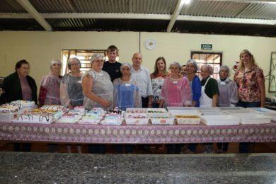Secretaria de Agricultura e SENAR promoveram Curso de tortas e docinhos caseiros