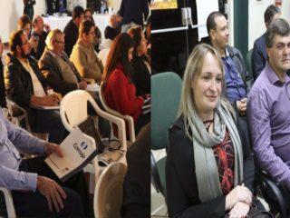 Prefeito e Vereadores participaram da abertura da 1ª FECAD-Feira do Cadeado e 4ª Feira da Agricultura Familiar e Mostra da Terneira e da Novilha