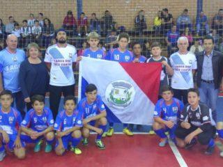 Teve inicio nesta segunda-feira a Copa Adair Joalheiro de Futsal Categorias de Base Edição 2017