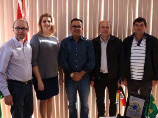 Deputado Estadual Gerson Borba visitou Lagoa dos Três Cantos