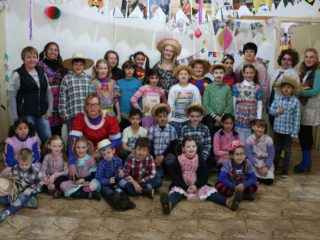 Confira algumas fotos da Festa Junina da Escola Dona Leopoldina