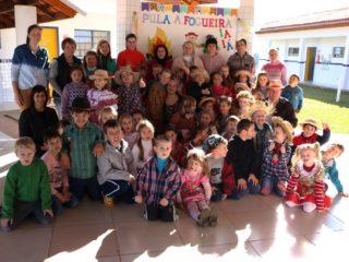 Confira algumas fotos da Festa Junina da Escola Eida da Silveira