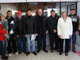 Prêmios do sorteio Municipal da Campanha de Arrecadação foram entregues