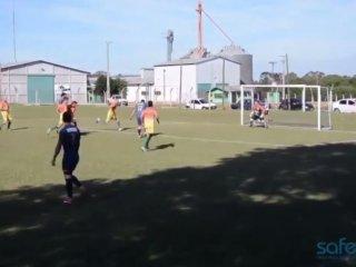 Melhores momentos Semi finais Futebol 7 de Lagoa dos Três Cantos RS