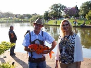 1º Festival Da Pesca Na Lagoa 2017