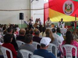 17ª Missa Crioula foi realizada em Linha Glória