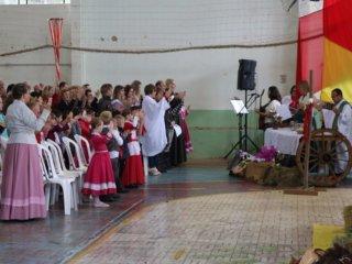 17ª Missa Crioula da EMEF Dona Leopoldina