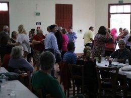 Assistência Social promoveu almoço para celebrar a Semana do Idoso