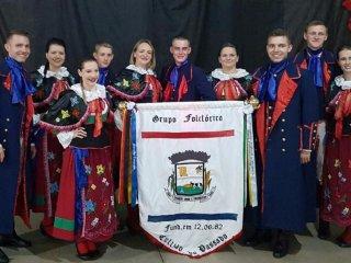 Grupo Folclórico Cultivo do Passado participou da XIV Deustche Wolkstanztreffen Aus Chapecó