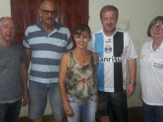 Grupo de Bolão Aliança trocou sua diretoria