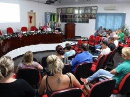 Orçamento Municipal para o exercício de 2018 foi dialogado em Audiência Pública