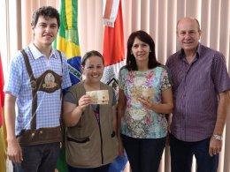 Lagoa dos Três Cantos entrega Premiação da Nota Fiscal Gaúcha