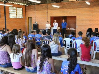 Escolinha Multiesportiva encerrou atividades no ano