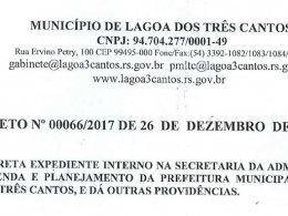 DECRETO Nº 00066/2017