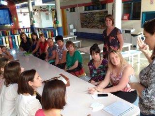 Último encontro de 2017 do Projeto Educadores