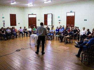 Administração e Núcleo Cultural apresentam o projeto da 17ª Lagoa Fest para entidades