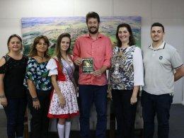 Soberanas divulgam a 17ª Lagoa Fest