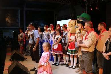 Rancho Vô Emílio lançou o 4º Rodeio Crioulo Nacional durante a 17ª Lagoa Fest