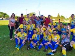 Papaléguas é o grande Campeão do Campeonato de Futebol Sete de Lagoa dos Três Cantos