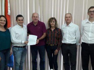 Acordo de Cooperação entre Sicredi e Prefeitura Municipal de Lagoa dos Três Cantos é renovado