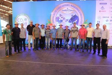 Produtores de Lagoa dos Três Cantos participaram da 11ª Expoclara