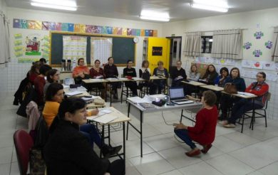 Formação do Pacto Nacional pela Alfabetização na Idade Certa