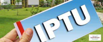Carnês do IPTU estarão disponíveis na Lotérica Rota Premiada