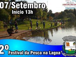 2º Festival da Pesca na Lagoa