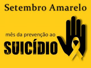 Setembro Amarelo – Prevenção a Suicídio