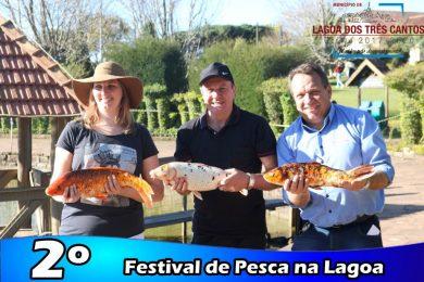 2º Festival de Pesca na Lagoa