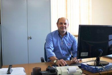 Agradecimento ao Servidor Municipal Eriberto Honório Cassel