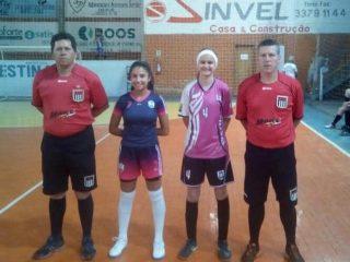 Resultado do jogo do dia 22. Campeonato Regional de Categorias de Bases  Copa Adair Joalheiro.