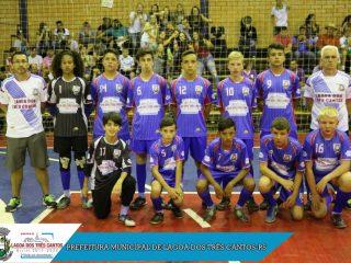 Semi Final da Categoria Sub-13 da Copa Adair Joalheiro de Categorias de Bases em Lagoa Dos Três Cantos,
