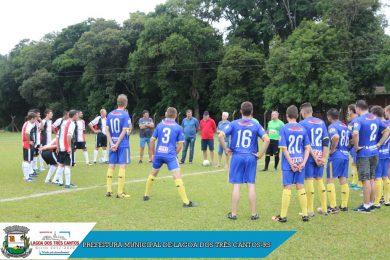 Ponta pé Inicial para o Campeonato Municipal Futebol Sete – Society 2019