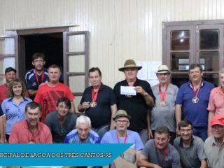 OS VENENO Conquistam o Bicampeonato Municipal de Canastra Masculino