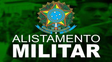 O prazo para o alistamento no serviço militar já começou.