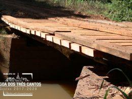 Secretaria de Obras intensifica trabalhos de recuperação das estradas do município.