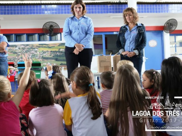 Administração presenteá alunos das escolas municipais com Kit Escolar