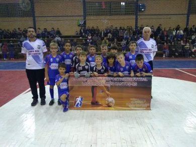 RESULTADO – Campeonato Regional Categorias de Bases