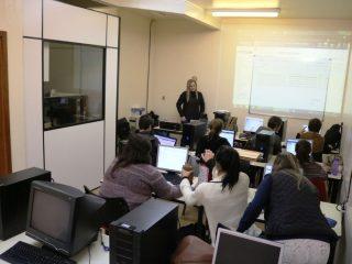 Servidores da Secretaria de Educação realizaram treinamento