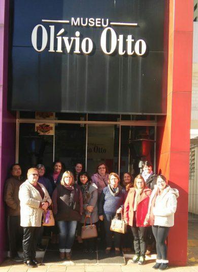 Visita Cultural ao Museu Olívio Otto